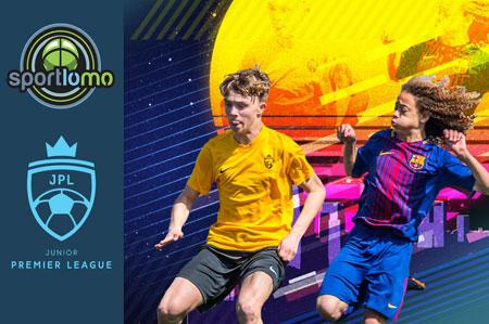 Junior Premier League soccer UK