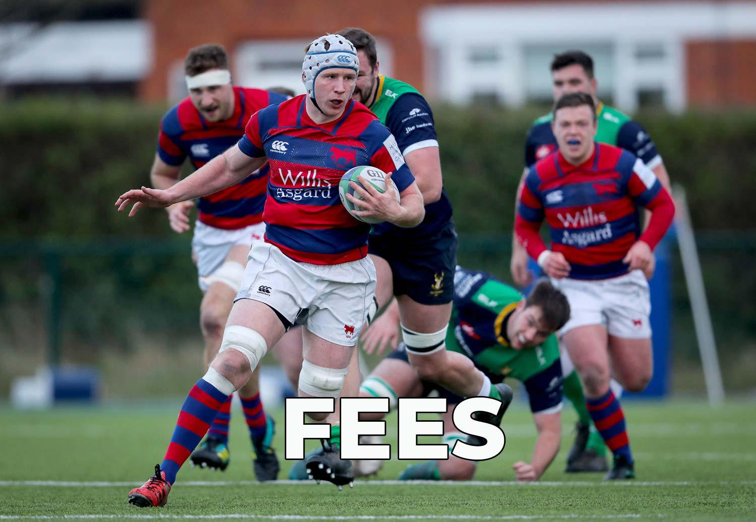 Ireland Rugby Clubs Pricing