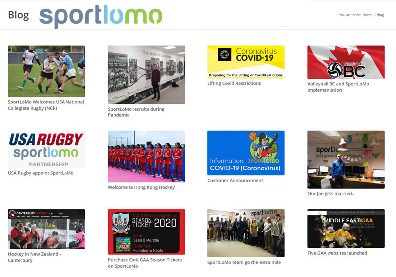 Visit SportLomo blog for latest news